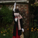 2013 Scarecrow Event,Laurel Cottage's Contribution